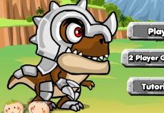 Игры парк динозавров