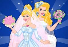 игра королевская свадьба золушки