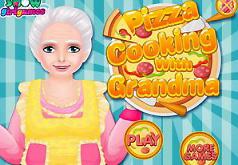 Игры Бабушкина пицца