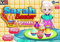 Игры Сара и Лакомства