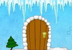 игра ледяная пещера