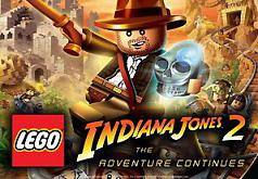 Игра «Лего: Индиана Джонс»