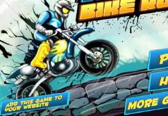 Игра Порыв на мотоцикле для трюков