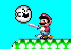 Игры Марио дом привидений 2