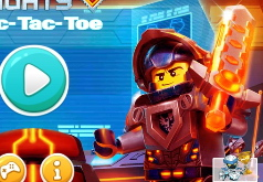 Игры Раскраска Лего нексо найтс