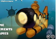 Игры Приключение субмарины