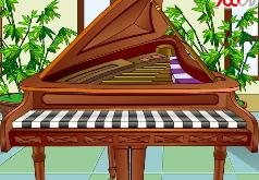 игры на фортепиано на клавиатуре с нотами