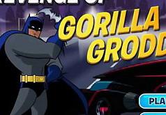 игры бэтмен мстит горилле