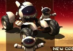 Игры Гонки на Марсе