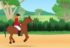 игры где лошади скачут