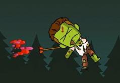 игры убивать зомби с лука
