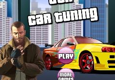 Игры ГТА тюнинг автомобилей