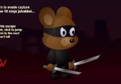 Игры мышь ниндзя