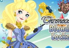 Игры принцессы блондинки