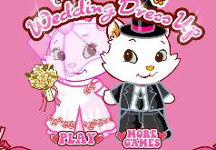 Игра Свадьба Кошек