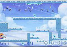 Игры Холодное сердце На снежной горе