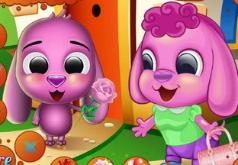 Игры Тото и мама