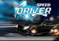 Игры 3D высокоскоростной водитель