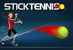 Игры Маленький большой теннис часть 2