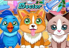 Игры Клиника для животных