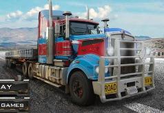 Игры гонки на грузовиках на двоих