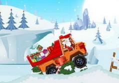 Игра Доставка подарков от Деда Мороза