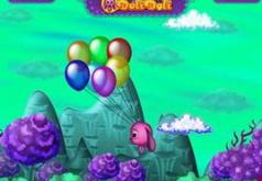 Игры Поездка на воздушном шаре ребенка