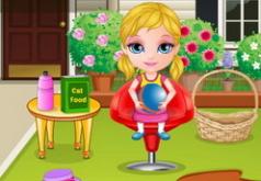 Игры Барби День Стирки