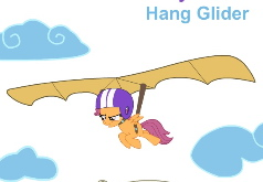 игра пони скуталу летает