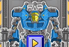 Игры Удивительные роботы