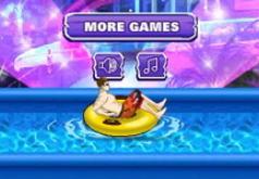 Игры водные гонки
