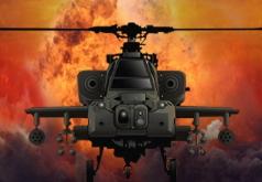 игра вертолет штурмовик