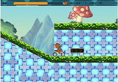 Игры джерри на мотоцикле