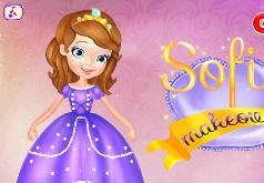 игры для девочек макияж софии