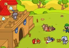 Игры Ударный отряд котят 3: Последний бой