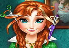 Игры Салон парикмахерская Анны