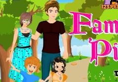 Игры семейный поход
