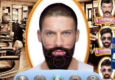 стрижка бороды игры