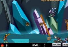 игры борьба мутантов