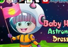 Игра Малышка Хейзел космонавт