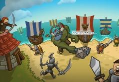 игры древнее викинги