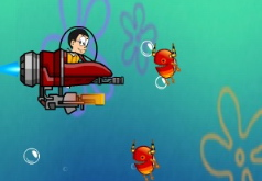 Игры Дораэмон исследует океан