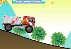 игры грузовая пожарная машина