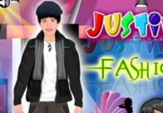 Игры Макияж и одежда для Джастина Бибера