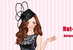 игры шляпка к платью