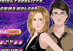Игры Гарри Поттер и Гермиона