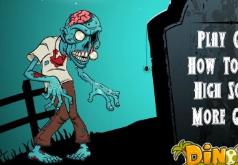 Игры Могилы с зомби
