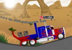 игры грузовиктрансформер