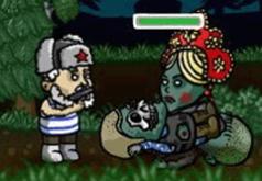 Игры наши против зомби