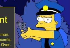 Игры симпсоны мардж